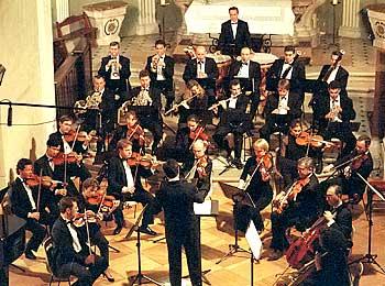 L'Orchestre des Concerts Syrinx